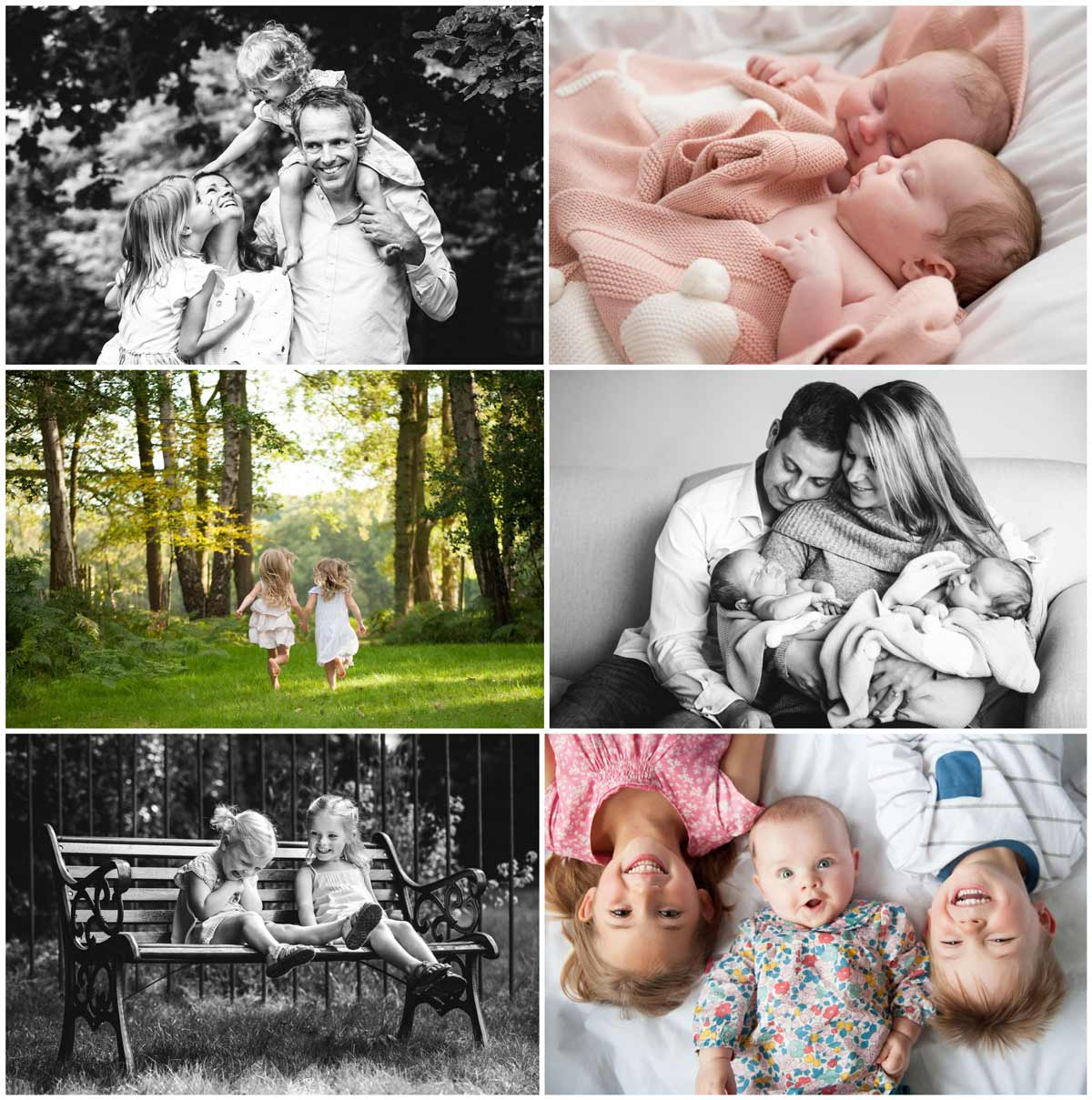 Baby and Family photographer in St Albans