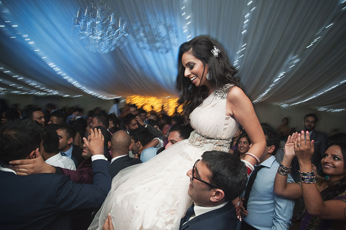 Indian wedding in London