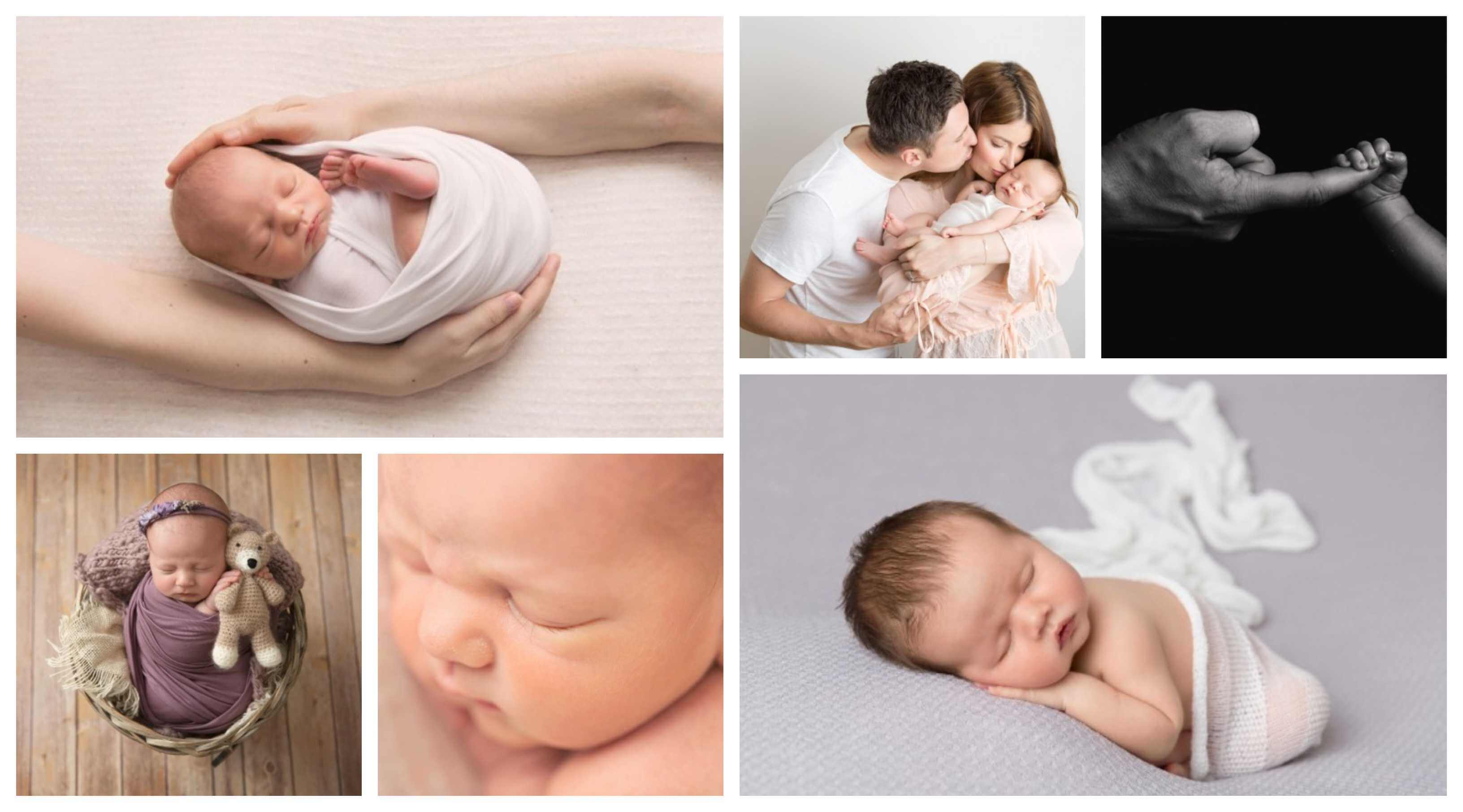 Newborn Photographer Glasgow
