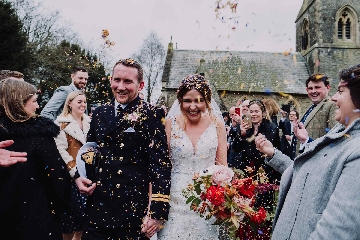Anran wedding in Devon