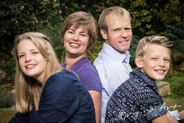 Portrait photography - family portrait