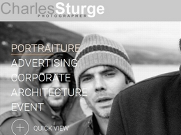 https://charlessturge.com/ website