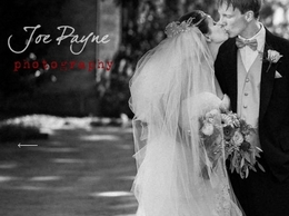 https://www.joepayneweddingphotography.com website
