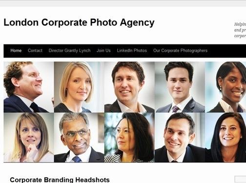 https://www.corporatephotographerslondon.com/ website