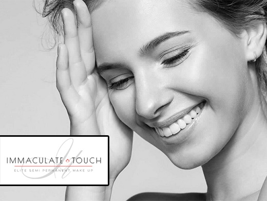 https://immaculatetouchbeauty.co.uk/ website